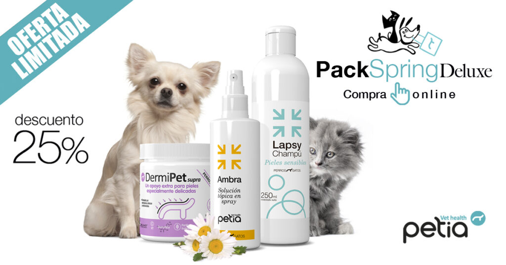 PACK SPRING DELUXE PETIA