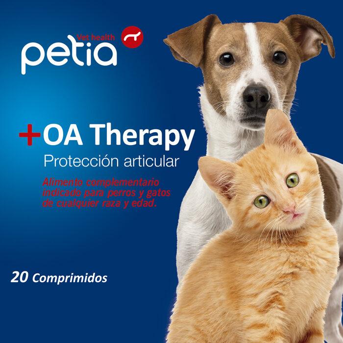 OA Therapy razas pequeñas